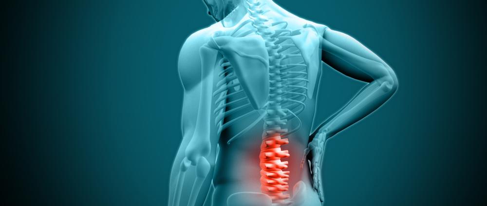 Trattamento osteopatico lombalgia