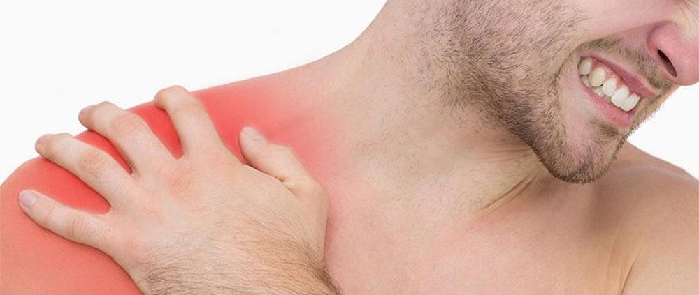 Dolore alla spalla trattamento osteopatico