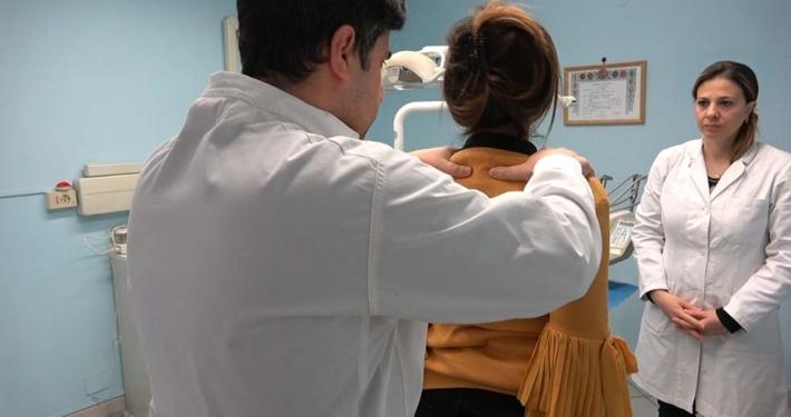 Visita osteopatica ortodontica