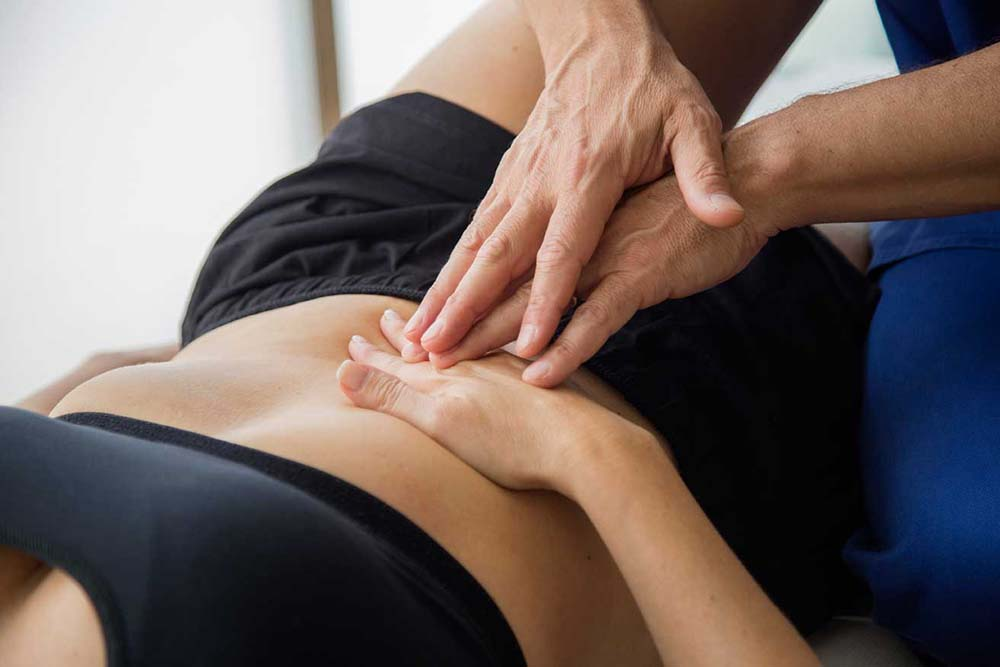 L'osteopatia contro lo stress